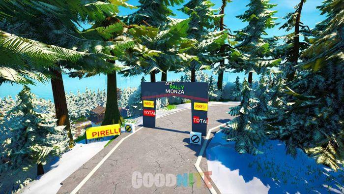 WRC Rallye of Monza - Serraglio Stage